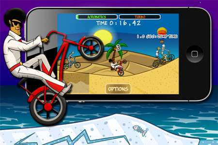 Crazy Bikers [1.1.1] [iPhone/iPod Touch]