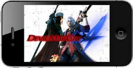 Devil May Cry 4 refrain v.1.03.00 [Игры для iPhone]