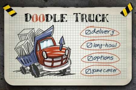 Doodle Truck [1.5] [Игры для iPhone]