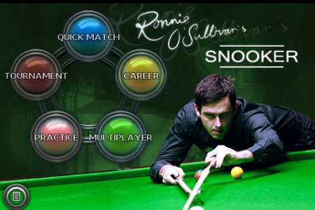 Ronnie O'Sullivan's Snooker [1.5.2] [iPhone/iPod Touch]