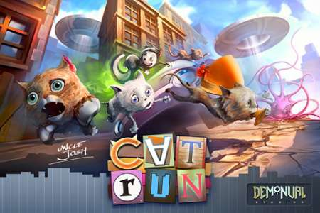 Cat Run [1.6.4] [Игры для iPhone]
