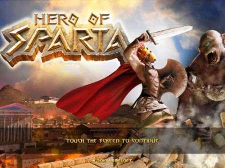 Hero Of Sparta HD v1.00 [2010 г., лицензия, Gameloft, ENG]