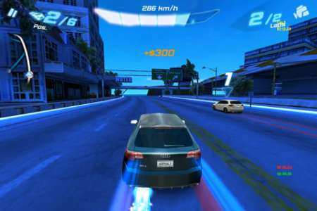 Asphalt Audi RS 3 [1.0.1] [iPhone/iPod Touch]