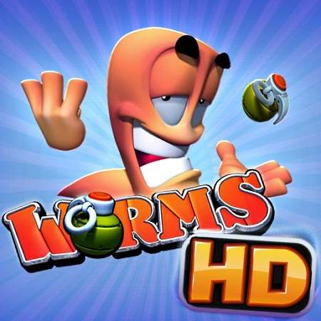Worms HD (2011/ENG/Symbian^3)