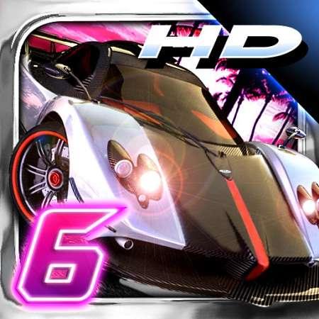 Asphalt 6: Adrenaline HD (2011/ENG/Symbian^3)