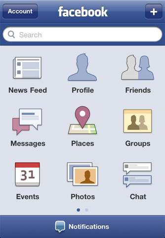 Facebook v3.4.4 [RUS] [ipa/iPhone/iPod Touch]