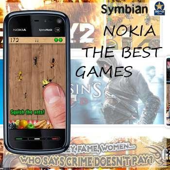 190 игр Игр для телефонов Nokia [2010/Symbian 9.4]