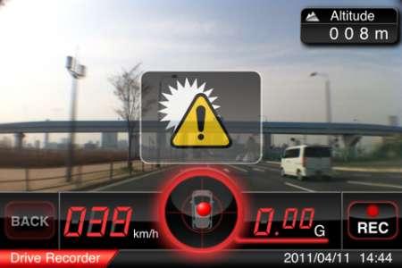 DriveMate Rec v1.0.3 [Программы для iPhone]