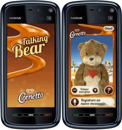 Talking Bear v.1.01 (Symbian  OS 9.4, ^3)