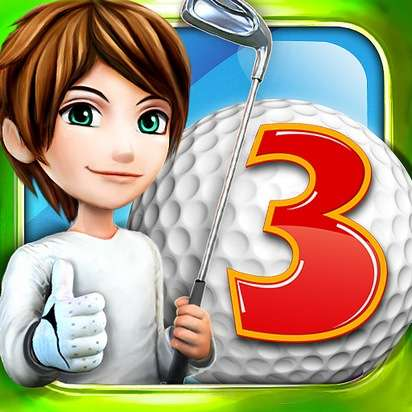Let's Golf! 3 v1.0.0 [Gameloft] [RUS] [ipa/iPhone/iPod Touch/iPad]
