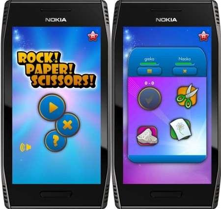 RockPaperScissors v.1.10(0) (2011/ENG/Symbian^3)