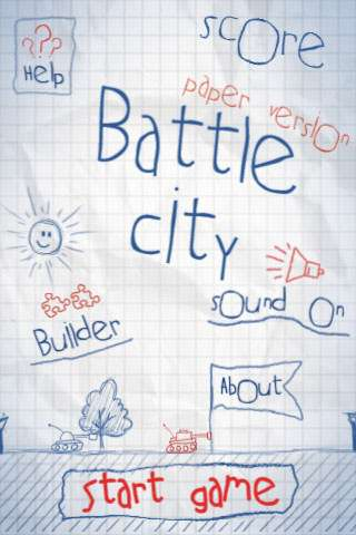 Doodle Battle City v1.0 [RUS] [ipa/iPhone/iPod Touch]
