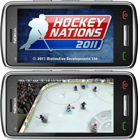 Hockey Nations 2011 (2011/ENG/Symbian^3)