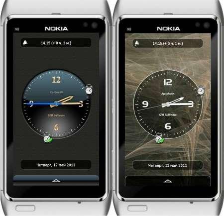 SPB Time v.3.5.0 build 183870 (Symbian OS 9.4, S^3)