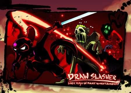 Draw Slasher v.1.04 (2011/ENG/Symbian^3)