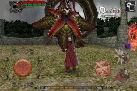 Devil May Cry 4 refrain v.1.04.00 [Игры для iPhone]