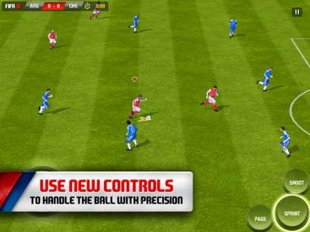 FIFA 12 by EA SPORTS for iPad v1.0.1 [Игры для iPad]