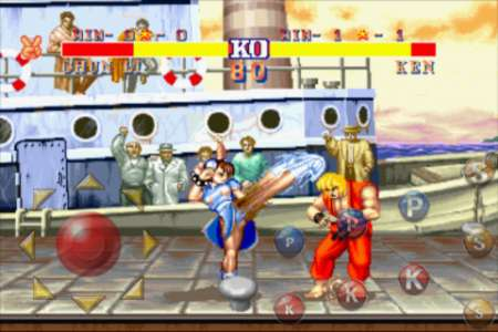 STREET FIGHTER II COLLECTION v1.00.01.ipa
