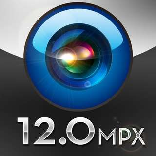 12.0 Mega Camera-ALL IN ONE v1.16 [Программы для iPhone/iPod Touch/iPad]