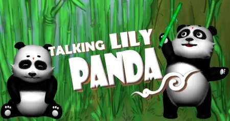 Talking Lily Panda Free v.1.9 (Android)