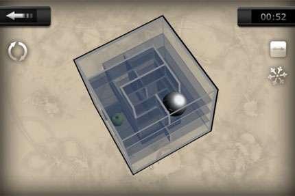 iCube v1.0 [игры для iPhone]