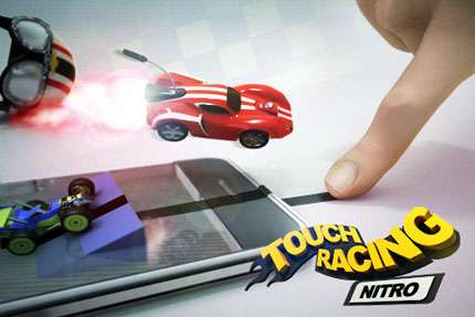 Touch Racing v1.5 [игры для iPhone]