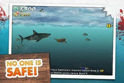 Jaws™ Revenge v1.1 [игры для iPhone]