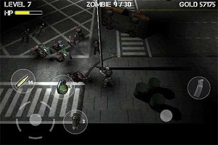 Z.I.D : Zombies In Dark v1.03 [игры для iPhone]