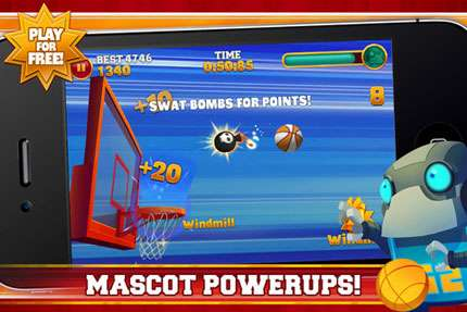 Slam Dunk King v1.1 [игры для iPhone]
