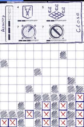Sea Battle Classic v4.2 [игры для iPhone]