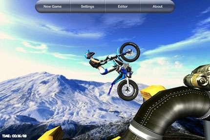 Motorbike HD v2.0.1 [игры для iPhone]
