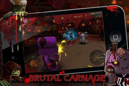 Call of Mini: Zombies v1.5.1 [игры для iPhone]