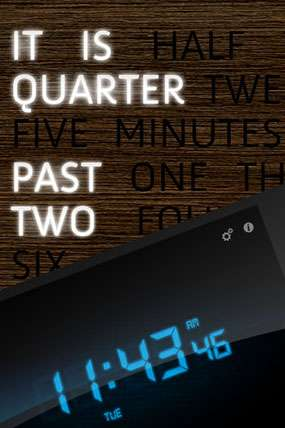 Alarm Clock for iPhone, iPod touch and iPad v1.2 [игры для iPhone]