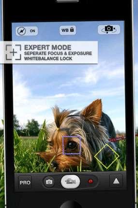 ProCamera v3.1.5 [Программы для iPhone]