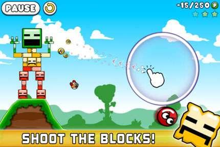 Blosics v1.0 [игры для iPhone]
