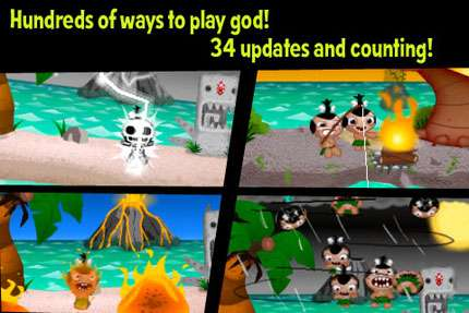 Pocket God v1.41.5 [игры для iPhone]