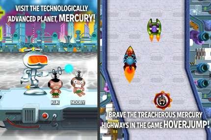 Pocket God: Journey To Uranus v1.05.0 [игры для iPhone]