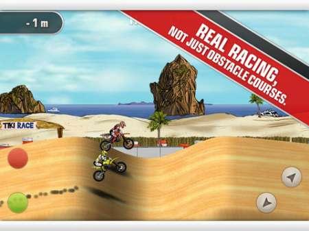 Mad Skills Motocross [2.1] [Игры для iPhone]