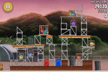 [HOT] Angry Birds Rio v1.3.2 [Игры для iPhone]
