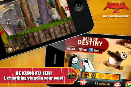 Kung Fu Panda: Be The Master v1.3.2 [.ipa/iPhone/iPod Touch/iPad]