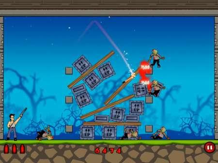 Stupid Zombies v1.6 [Игры для iPhone]