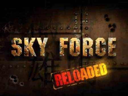 Sky Force Reloaded v1.10 (Android/ENG)