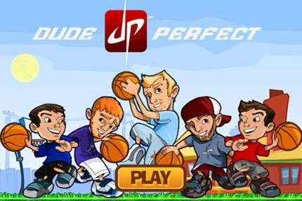 Dude Perfect v1.1.0 [игры для iPhone]