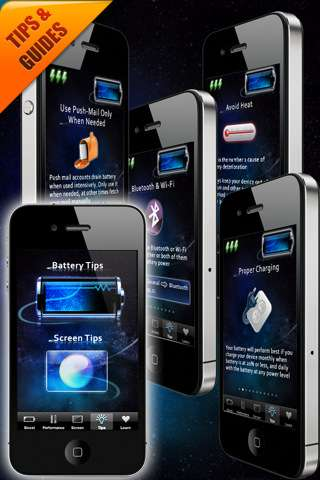 Battery Pro Boost Magic v7.0 [iPhone/iPod Touch/iPad]