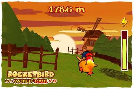 RocketBird World Tour v1.8.1 [игры для iPhone]