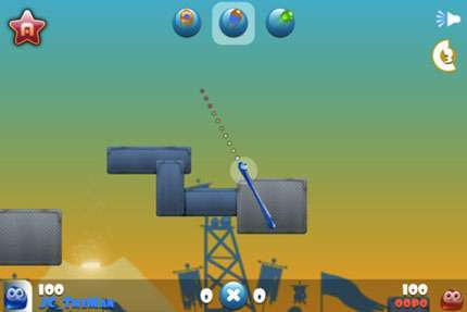 Jelly Wars v1.25 [игры для iPhone]