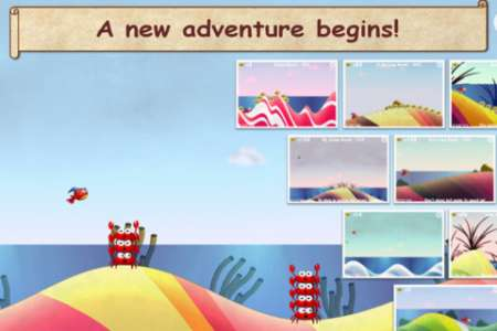 Jump and Splash v1.0 [.ipa/iPhone/iPod Touch/iPad]