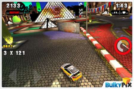 RPM: Gymkhana Racing v1.0 [.ipa/iPhone/iPod Touch]