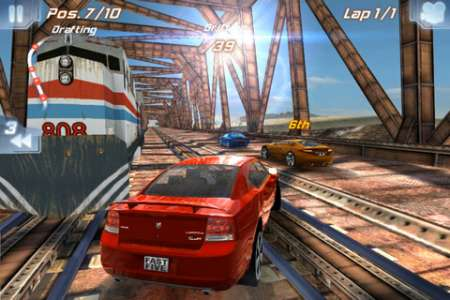 Fast Five the Movie: Official Game v1.0.4 [Игры для iPhone]
