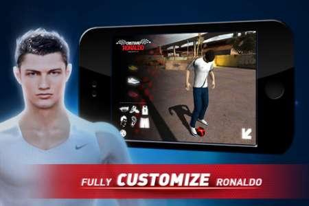 C Ronaldo Freestyle v1.1
